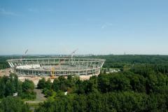 STADION ŚLĄSKI, CHORZÓW, POLSKA